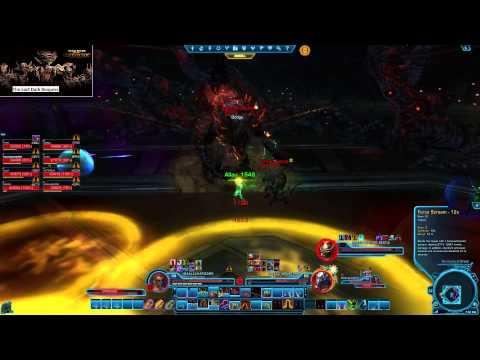Defeating Dread Master Bestia, DP 8M Nim (Jugg Tank POV)