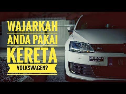 Wajarkah anda memakai kereta Volkswagen?