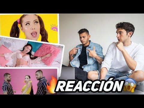 VIDEO REACCIÓN DE BLOQUEO (roast yourself challenge) - LUISA FERNANDA W