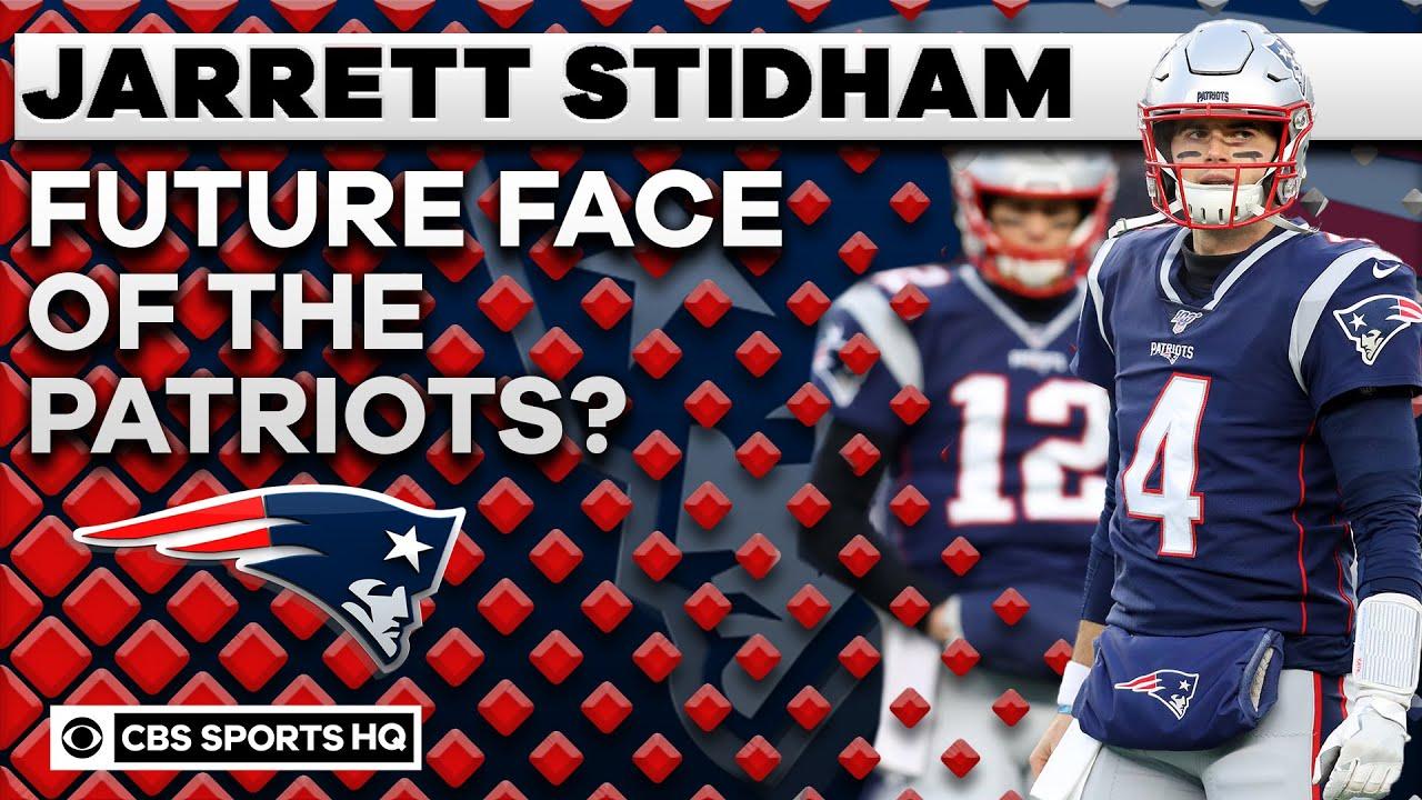 Jarrett Stidham Breakdown Why Belichick Patriots Trust Tom Brady Replacement Cbs Sports Hq Youtube