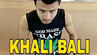Khalibali | Padmaavat | Ranveer Singh | Lalit Gogoi Dance Choreography