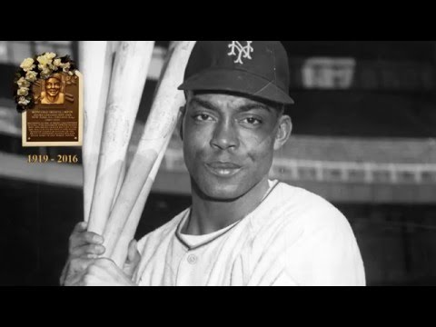 The Baseball Hall of Fame Remembers Monte Irvin