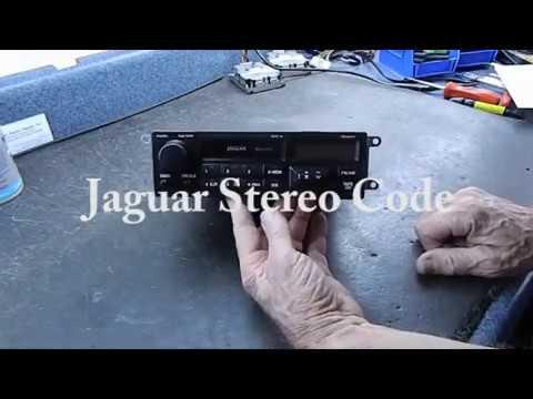 Jaguar Car Stereo Code No Longer Available? Reset Radio Code