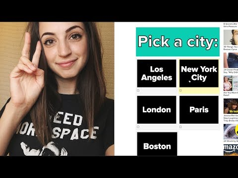 [ASMR] Take Buzzfeed Quizzes With Me ♥ [Whispered Ear to Ear]