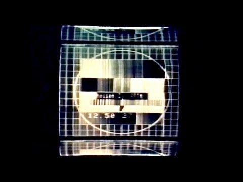 Television Machine with 4 LED - Stripes (Fernsehbild mit LED - Leisten)