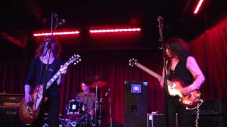 The Aaron Keylock Band - Live At The Borderline. London. 18/02/1214.