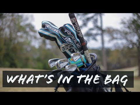 2018 What\'s in the Bag | Bryan Bros Golf