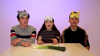 Sialens Bwydydd Cymreig | Iestyn, Cerys, Iwan | Fideo Fi