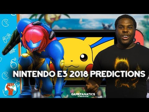 Nintendo E3 2018 Predictions - Metroid 4, Let's Go Pikachu, Mario Party, and More!