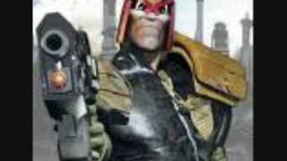 the fink brothers mutants in mega city one(suggs chas madnesss}