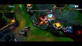 lee sin montage 6 best lee sin plays of sashuani league of legends ggwp
