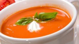 суп томатный диетический