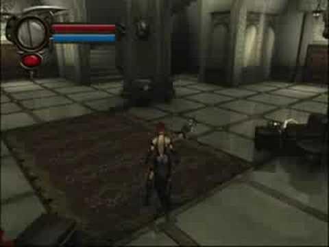 BloodRayne 2 : Mansion - Entry