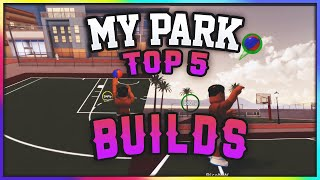 TOP 5 BUILDS IN MYPARK 🔥 THIS GAME WILL TAKE OVER RB WORLD 3 (Roblox MyPark)