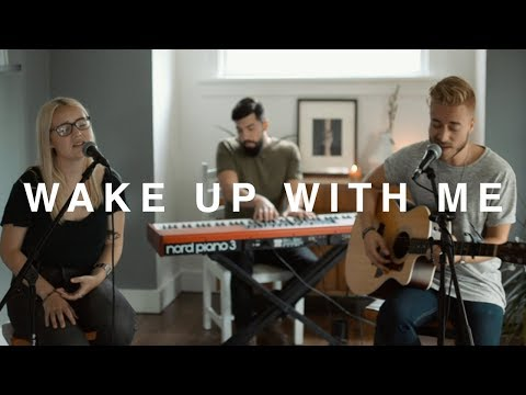 Gabrielle Aplin - Wake Up With Me (Acoustic Cover) - Addison Agen and Jonah Baker