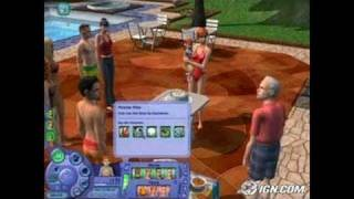 The Sims 2 PC Games Gameplay - Full E3 Presentation