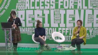 How can tourism help the refugee crisis session WTM 2016