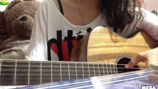 Khoảng Lặng guitar cover by Hường Kẹo