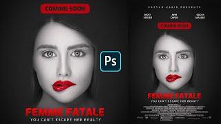 Cinema Poster Design Tutorial | Adobe Photoshop CC 2020 | Phot…