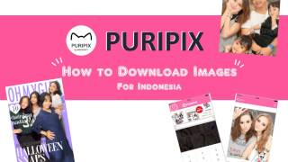 How to Download Images - PURIPIX Indonesia
