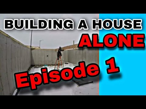 How to build a house alone. Season 4 Ep. 1