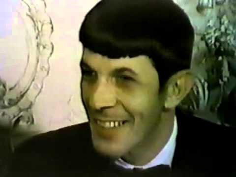 "Leonard Nimoy ""Amok Time"" Interview (June 1967)"