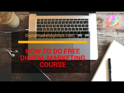 Internet Marketing Introduction in Hindi - Learn Online Course for free - Digital Marketing Steps