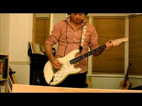 Stone Roses   Fools Gold guitar