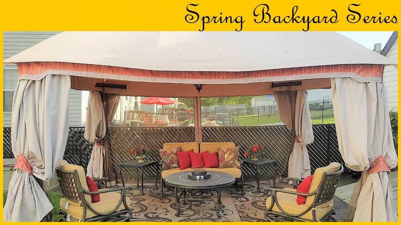 Creative HACK For Outdoor Living Spaces | Add Decorative ... on Fancy Outdoor Living id=60581