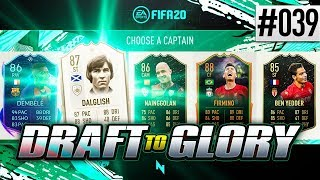 HOW TO MAKE PROFIT FROM EVERY DRAFT! - FIFA20 - ULTIMATE TEAM DRAFT TO GLORY #38