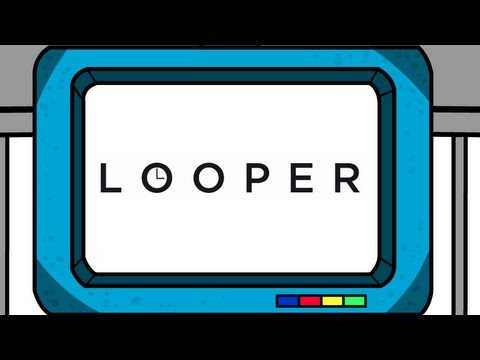 LOOPER (2012) MOVIE REVIEW by SARCHONS INVADE THE MOVIES