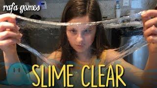 Baixar COMO FAZER UMA SLIME CLEAR!!! |  RAFA GOMES