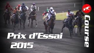 Vidéo de la course PMU PRIX D'ESSAI