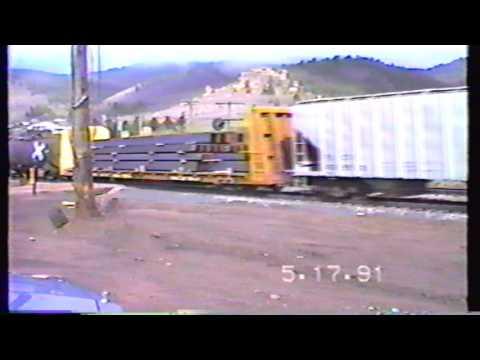 BN 8094 North Palmer Lake, Colorado May 1991