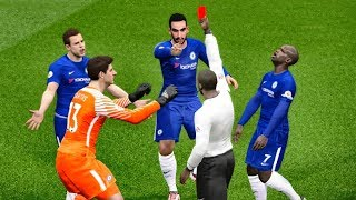 Chelsea vs West Brom (Giroud Scored 2 Goals) 12 February 2018 Gameplay