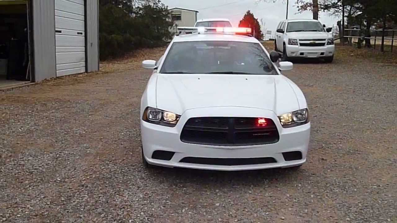 2013 Dodge Charger Police Car - YouTube