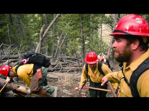 Devil's Canyon Hand Crew - Bureau of Land Management Wyoming