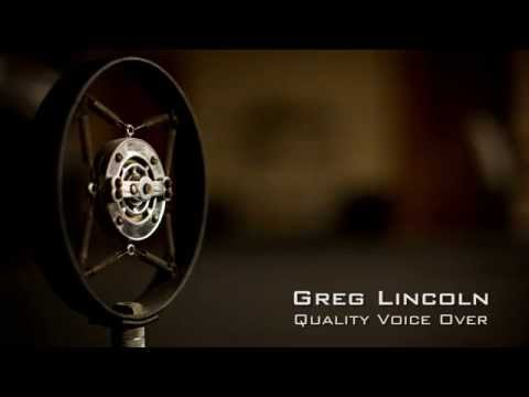Greg Lincoln Showreel