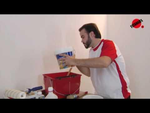 Titanlux tv c mo eliminar la humedad y el moho de las - Humedad en la pared ...