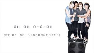 Repeat youtube video Disconnected Lyric Video 5 Seconds Of Summer