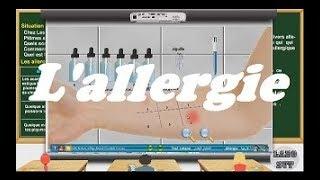 PARCOURS INTERNATIONAL BIOF  l'allergie