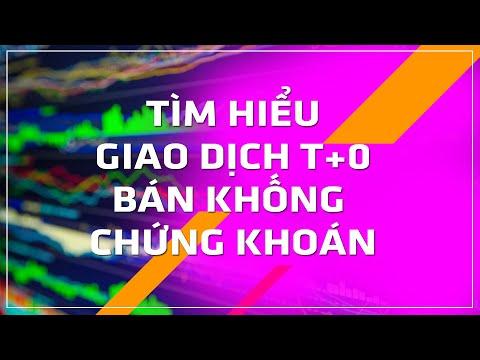 Chứng khoán Việt Nam - Tìm hiểu giao dịch T0 và bán khống cổ phiếu