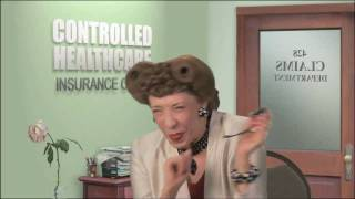 Lily Tomlin: The Health Insurance Company, pt. 1 - HealthCare4ALLPA