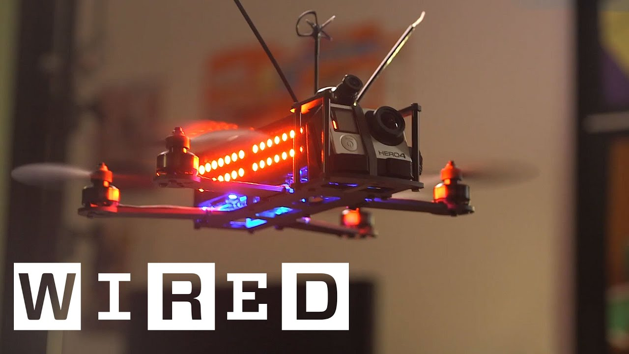 Inside the World of Drone Racing | WIRED