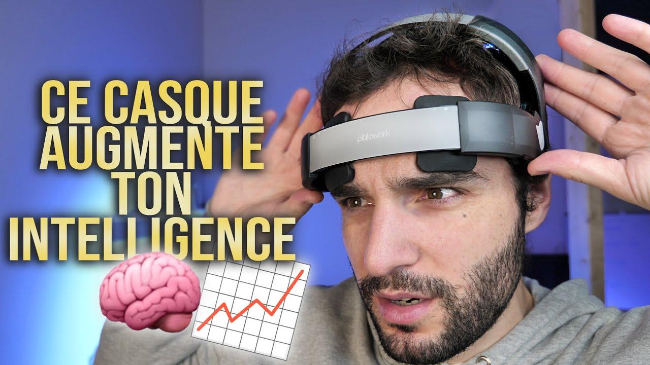 Ce casque augmente ton intelligence !