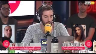 Pedro Lucha seduce a Carlota Squella con la ingeniería de Instagram #LaVidaModerna