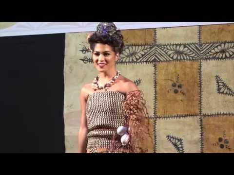 Miss Heilala Brittne Fuimaono // Miss Tonga Island Creation