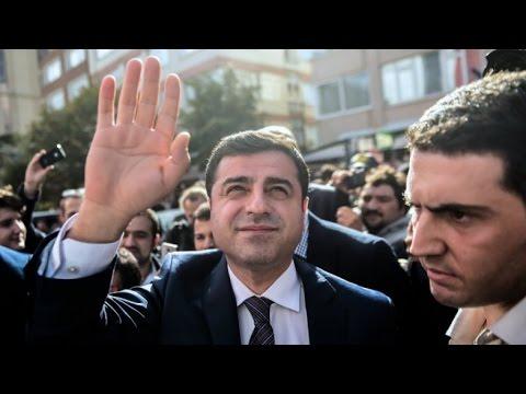 "Turkey elections: who is Demirtaş, the ""Kurdish Obama"", rising star in Turkish politics?"