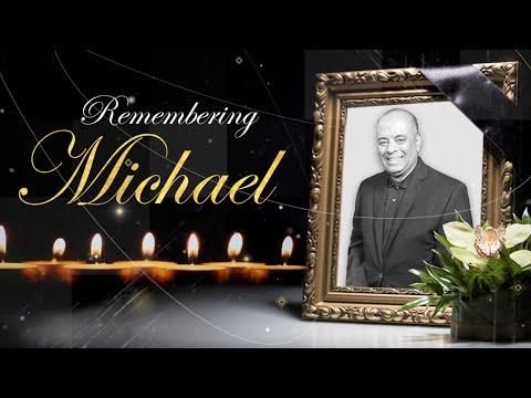 Remembering Jamaican Journalist Michael Sharpe - Funeral
