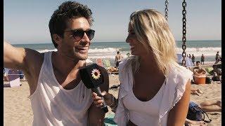 Rodrigo Guirao Díaz contó cómo es su día ideal de playa e hizo una tremenda confesión